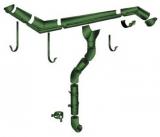 Система зеленая RAL 6005