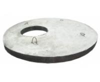 Плита перекрытия для кольца арм. (верх, низ) D-2200мм