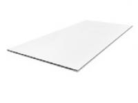 панель ПВХ лак. белая 500*8мм