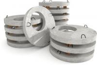 Плита перекрытия для кольца арм. D-1680мм