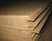 ДВП твердая (древесно-волокнистая плита) Размер 1220* 2140*3,2мм 2-х сторонняя