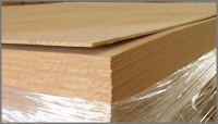 ДВП твердая древесно-волокнистая плита, размер 1220*2745*3,2мм, 2-х сторонняя гладкая