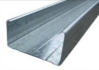 Профиль 60*27мм дл. 3м .(потолок)(0,45 мм)