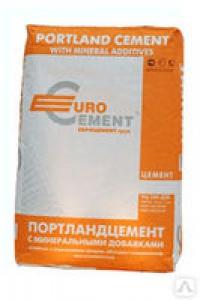 Цемент ПЦ-400 Д-20 50кг  МИХАЙЛОВСКИЙ