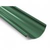 Желоб сливной т. зеленый L 3000*125мм