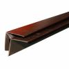 Угол наружний ПВХ Шоколад 3м (1уп=20шт)