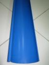 Желоб сливной синий L3000*125мм RAL-5005