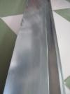 Отлив на крышу оцинк. L2000*230*50мм