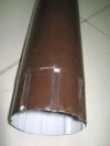 Труба водосточная коричневая RAL-8017, L 1000 * d100мм