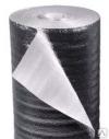 Теплоизофол фольгированный лавсан 5мм, шир.1,2м (30м в рулоне)