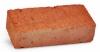 Кирпич рядовой красный полнотелый М150 Размер 65*120*250мм. Вес 3,5кг. Болоховский з-д