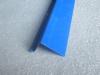 Отлив на крышу синий RAL 5005 разм. 2000*140*70мм