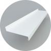 Отлив оконный белый L 2000*400мм
