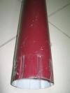 Труба водосточная вишневая RAL-3005, L1000 * d100м