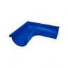 Желоб угловой  внутренний синий RAL 5005