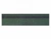 Коньки-карнизы ШИНГЛАС зеленый  (20шт/уп, 5м2)