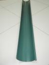 Желоб сливной т. зеленый L 2000*125мм