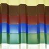Проф.лист МП-20 коричневый RAL-8017 размер 1800*1150*0,4мм