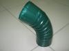 Колено трубы т. зеленое d100 мм