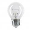 Лампа нак.Philips P45 60W E27 CL шарик прозрачный