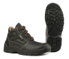 Ботинки кожаные СТИКС PU утепленные  р.43