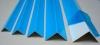 Уголок в синей пленке 80*80мм 3м