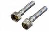 Подводка гибкая для воды (сталь) 300см 1/2 ГАЙКА-ШТУЦЕР