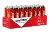 Батарейка  Smartbuy LR6/40 пальчиковая