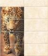 Панель ПВХ 375 Леопард