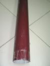 Труба водосточная вишневая RAL-3005, L2000 * d100м