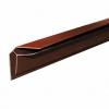 Угол внутренний ПВХ Шоколад 3м (1уп=20шт)