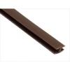 Соединение ПВХ Шоколад 3м (1уп=30шт)
