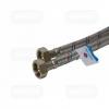 Подводка гибкая для воды (латунь) 100см 1/2 ГАЙКА-ГАЙКА