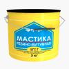 Мастика МГХ-Т ГРИДА 3кг резино-битумная