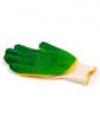 Перчатки с 2-й латексной ладошкой