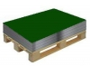 Гладкий лист зелен RAL 6005 разм. 1250*1500*0,4мм