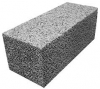 Керамзитный блок полнотелый, термокомфорт. (Размер 38*19*19см, Вес12кг.) Алексин(90шт)