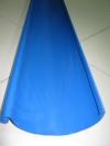 Желоб сливной синий L-1250*125мм RAL-5005