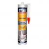 Герметик TYTAN прозрачный силиконовый универсал 310мл