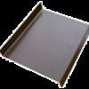Отлив оконный коричневый  L2000*100мм