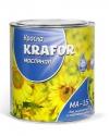 Краска МА-15 KRAFOR желтая 2,5кг