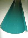 Желоб сливной т. зеленый L 1250*125мм