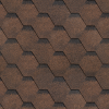 бит.череп ФИНСКАЯ ЧЕРЕПИЦА коричневый, р.1м*0,317 (уп=3м2/22шт)