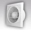 Вентилятор стен прям осевой вытяжной ERA 5 C (П125С) с обр. клапаном