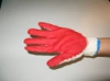 Перчатки Хб с 1-ой латексной ладошкой