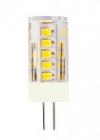 Лампа светодиод. LED SMARTBUY -G4-4,5W/3000/G4
